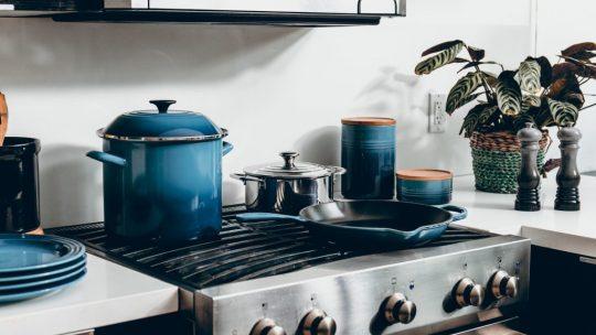 keuken sfeervol maken